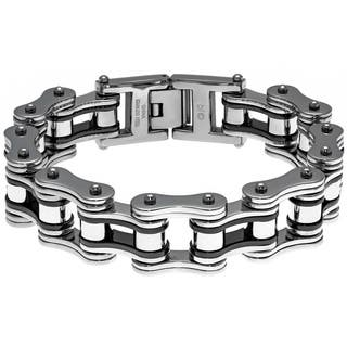 Stainless Steel Men's Large Link Bracelet https://ak1.ostkcdn.com/images/products/9054530/Stainless-Steel-Mens-Large-Link-Bracelet-P16250029.jpg?impolicy=medium