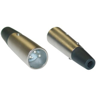 Offex XLR Male Connector Solder type 3 Conductor
