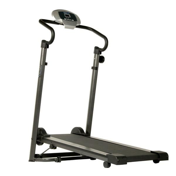 Avari Adjustable Height Treadmill by Stamina