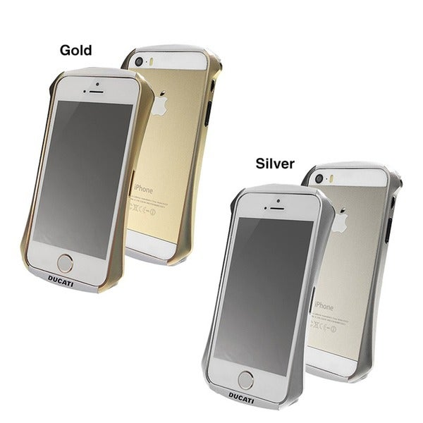 Draco Durable Snap on Metal Ventare A Arctic Case Cover for Apple iPhone 5/ 5S