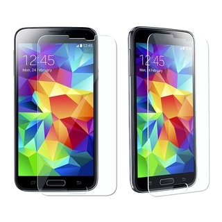INSTEN Reinforced Tempered Glass Screen Protector for Samsung Galaxy S5/ SV