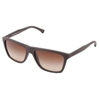 Emporio Armani 'EA 4001 506413' Gradient Men's Sunglasses