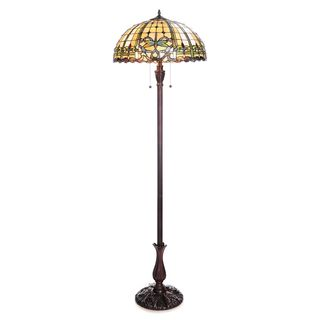 Warehouse of Tiffany Classic Collection Floor Lamp