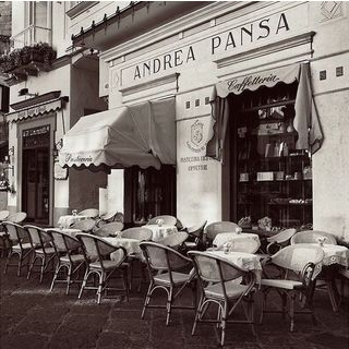 Andrea Pansa 'Amalfi' Contemporary Canvas Wall Art