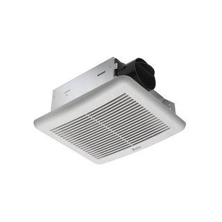 Delta Electronics Breez Slim 50 CFM Single-speed Ventilation Fan