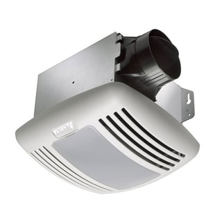 Delta Electronics Breez Green Builder Fan/ Light Combination