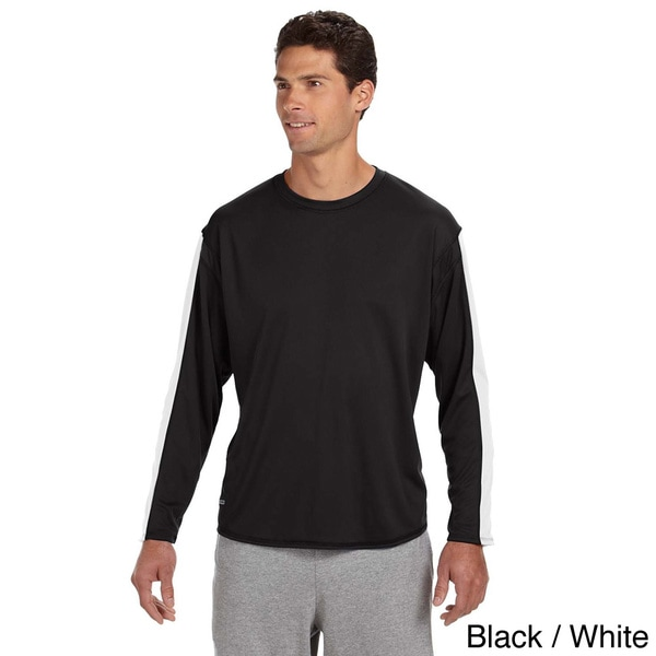 Russel Mens Long Sleeve Performance T-shirt