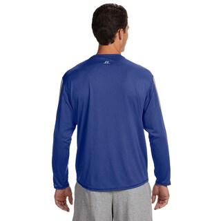 Russel Men's Long Sleeve Performance T-shirt