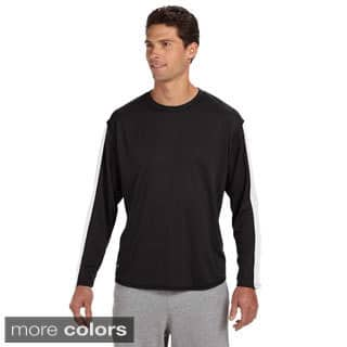 Russel Men's Long Sleeve Performance T-shirt|https://ak1.ostkcdn.com/images/products/9056228/Russel-Mens-Long-Sleeve-Performance-T-shirt-P16251380.jpg?impolicy=medium