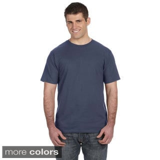 Anvil Men's Ringspun Pre-shrunk Cotton T-shirt