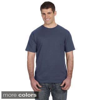 Anvil Men's Ringspun Pre-shrunk Cotton T-shirt