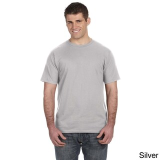 Anvil Men's Ringspun Pre-shrunk Cotton T-shirt (4 options available)