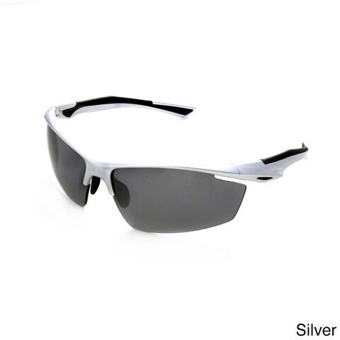 Hot Optix Men's Sport Wrap Sunglasses - Large