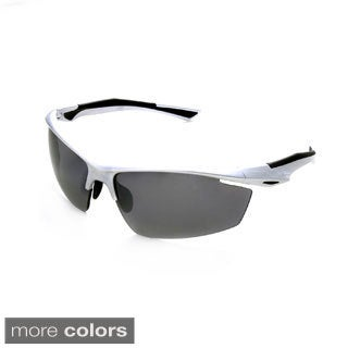 Hot Optix Men's Sport Wrap Sunglasses - Large
