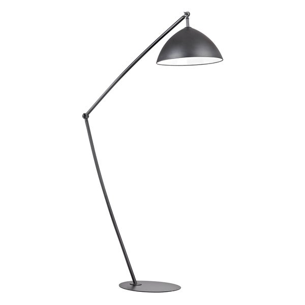 Dimond Industrial Elements 1-light LED Matte Black Floor Lamp