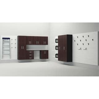 Flow Wall 13 Piece Deluxe Cabinet Set