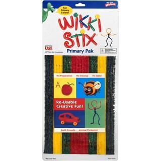 Wikki Stix Assorted Pkg-Primary