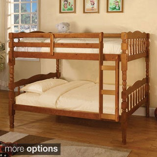 Catalina twin over twin bunk bed with trundle free for Catalina bunk bed reviews