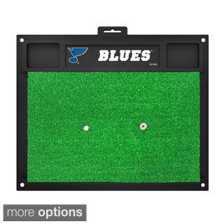 NHL Golf Hitting Mats