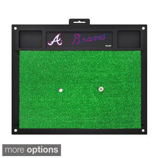 MLB Golf Hitting Mat