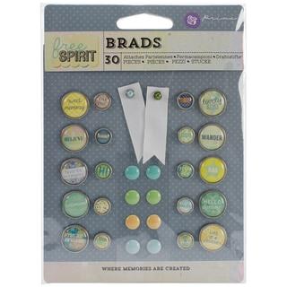Free Spirit Brads