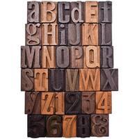 Tim Holtz Idea-ology Letterpress