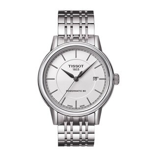 Tissot Men's T0854071101100 'T-Classic Powermatic' Automatic Watch