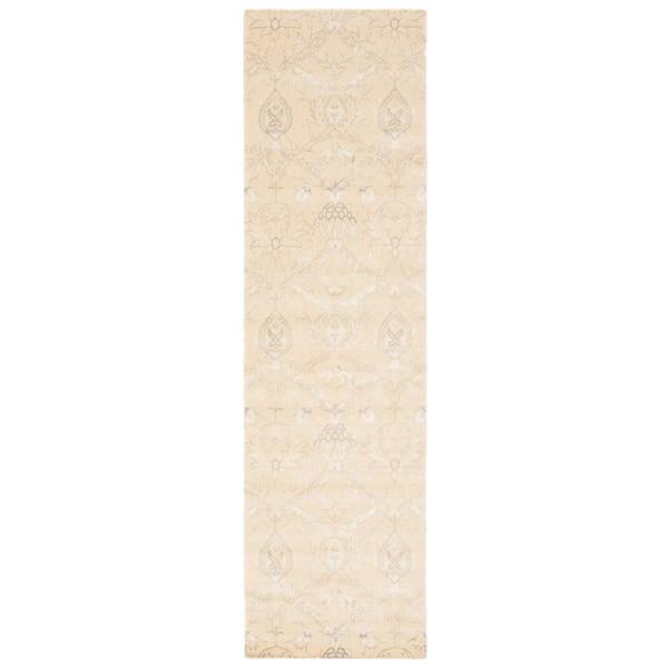"""Nourison Luminance Cream Runner Rug (2'3 x 8') - 2'3""""x 8'"""