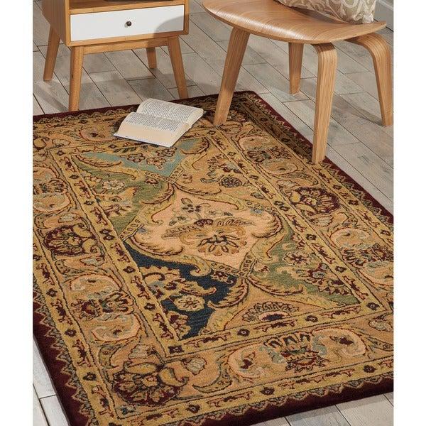 Nourison Jaipur Multicolor Rug (7'9 x 9'9)