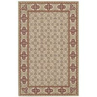 Nourison Country Heritage Gold Rug (1'9 x 2'9)