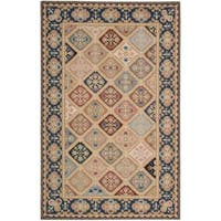 Nourison Country Heritage Multicolor Rug - 3'6 x 5'6