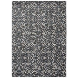 Nourison Luminance Graphite Rug (3'5 x 5'5)