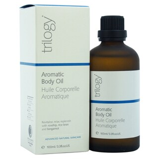 Trilogy Aromatic 3.3-ounce Body Oil