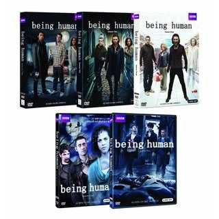 Being Human: The Complete Set (DVD)