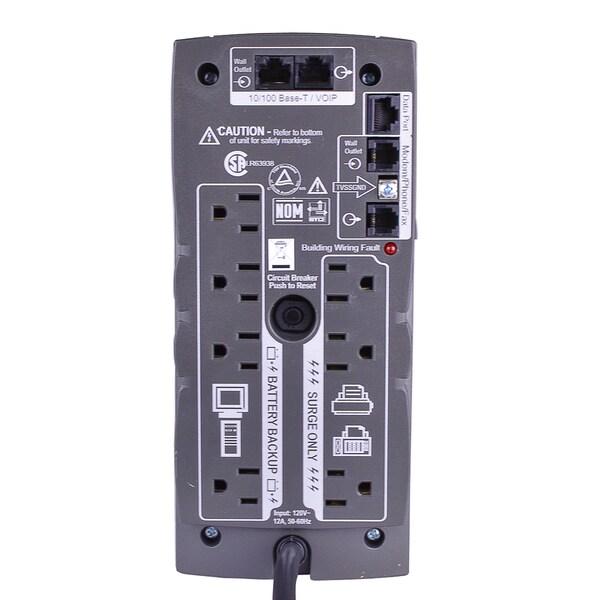 Shop APC Back-UPS RS Series 800VA 540W 120V Battery Backup