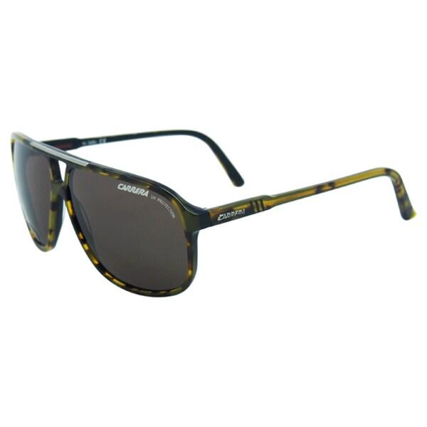 b081dd4317213d Shop Carrera  Winner 2 S FQF 70  Havana Aviator Sunglasses - Free ...