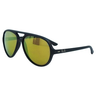 Ray-Ban Unisex 'RB 4125 CATS 5000 601-S/93' Sunglasses