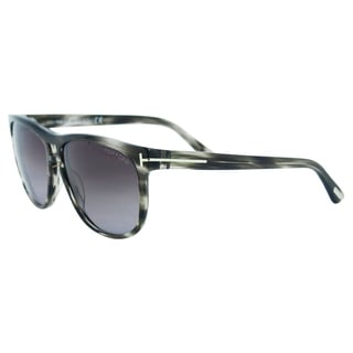 Tom Ford Unisex 'FT0288 Lennon 50F' Sunglasses