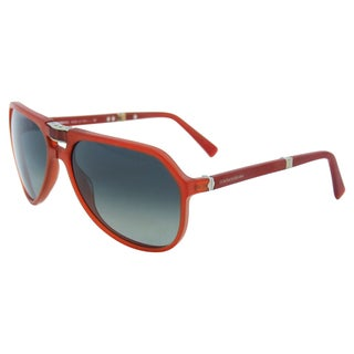 Dolce & Gabbana Men's 'DG 4196 550/32' Matte Sunglasses