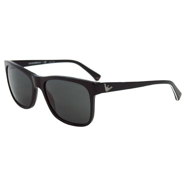 4002 Emporio 'ea 501787' Armani Men's Sunglasses QrdCxtsh