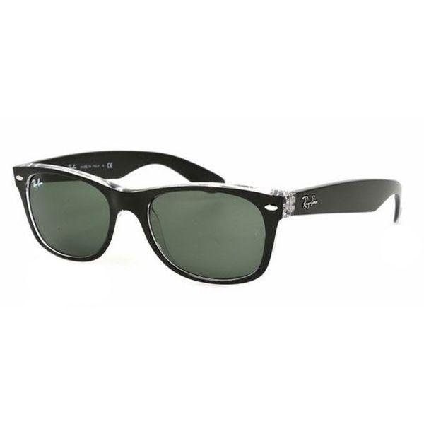 12d3b560a52 Shop Ray Ban  RB 2132  New Wayfarer Unisex Sunglasses - Free ...
