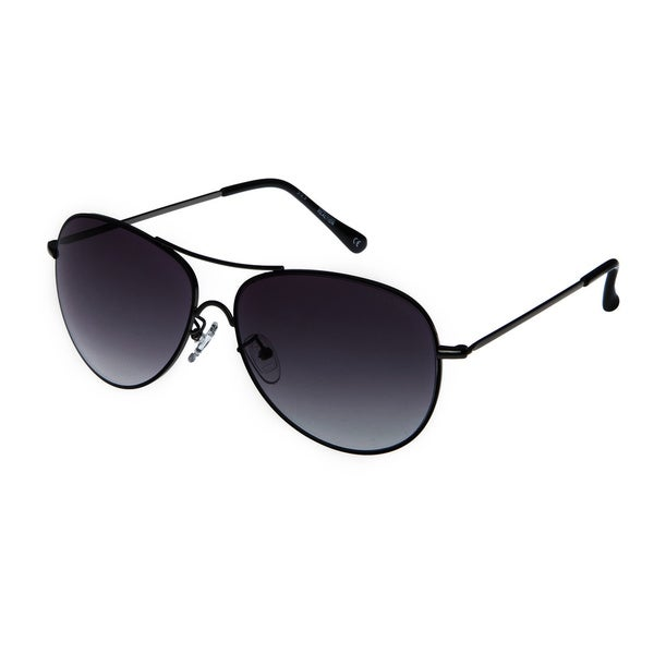b66aa9d96c06 Shop Kenneth Cole Reaction Unisex KC1222 08B Aviator Sunglasses - Free  Shipping On Orders Over $45 - Overstock - 9060776