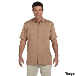Men's 'Isla' Coconut Button-up Camp Shirt