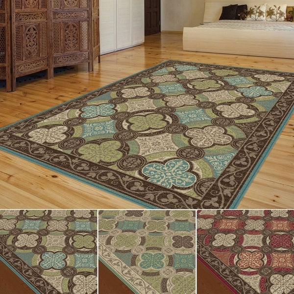 Shop Caprice Transitional Area Rug 5 3 X 7 3 Free
