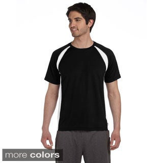 Men's Colorblocked Short Sleeve T-shirt