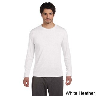 Men's Performance Tri-blend Long Sleeve T-shirt