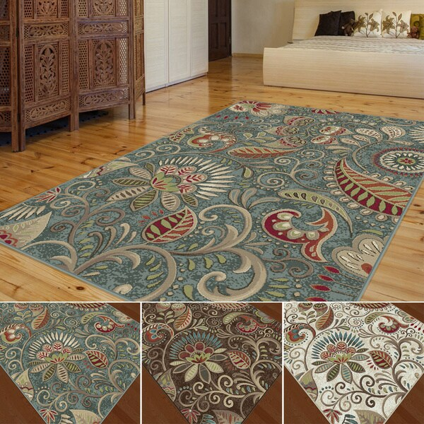Alise Caprice Transitional Area Rug 7 10 X 10 3 Free