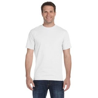 Fruit of the Loom Men's Cotton Lofteez HD Undershirts (Pack of 6)