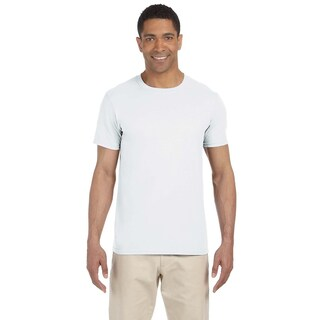 Gildan Men's White Softstyle Undershirts (Pack of 6) (More options available)