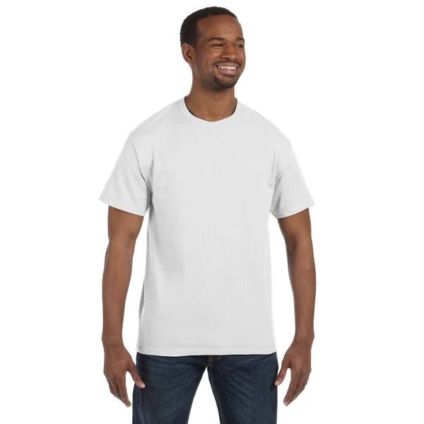 Gildan Men 39 S Heavy Cotton Undershirts Pack Of 6 Free